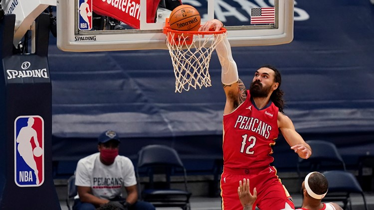 Strong play from the bench lifts Pelicans over Rockets, extends win streak to 4