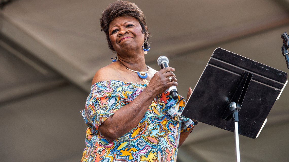 Irma Thomas, 'Soul Queen of New Orleans' celebrates 80th birthday