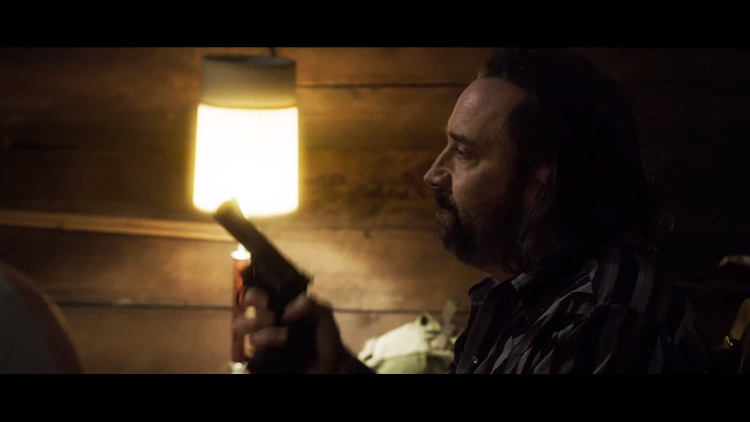 Nicolas Cage film set on Grand Isle features a hurricane, murder   wwltv.com
