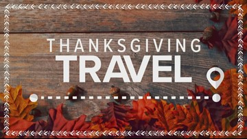 Flying for Thanksgiving? Arrive at MSY at least 2.5 hours early