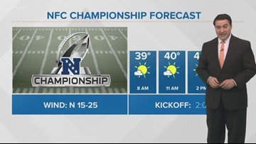Pinpoint Forecast: Fog this morning, then a stormy Saturday