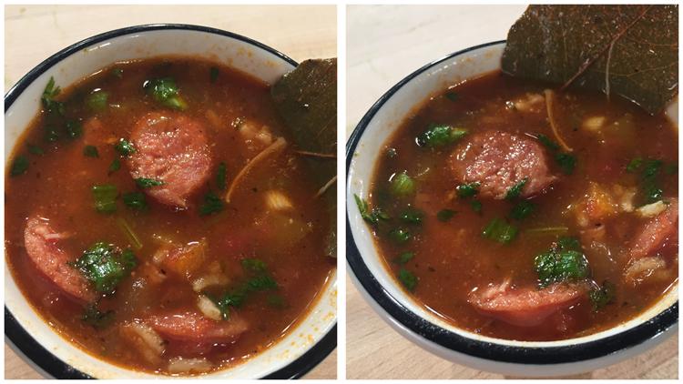 Chef Kevin Belton's Jambalaya Soup