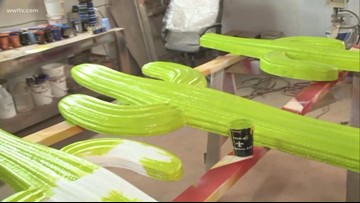 Behind the Scenes with Parade Float Builders