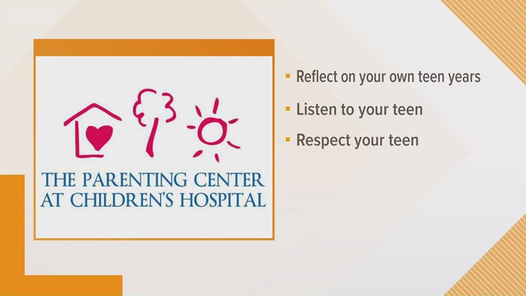 The Parenting Center: parenting a teenager
