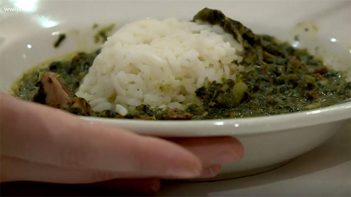 Holy Thursday tradition: Gumbo Z'herbes