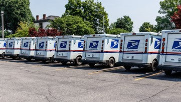 Ex-Slidell postal worker admits to theft of checks, gift cards, cash