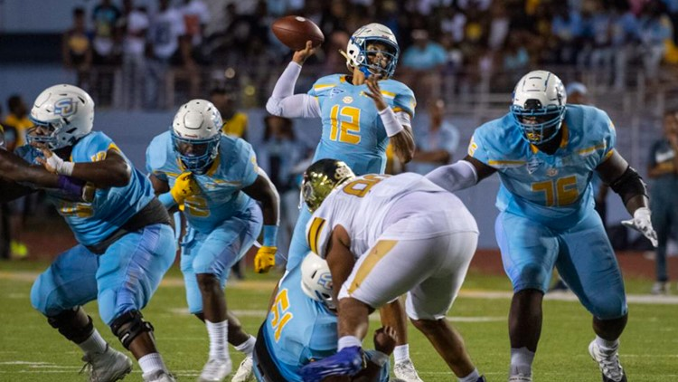 Big finish powers Prairie View A&M to 48-21 rout of Southern