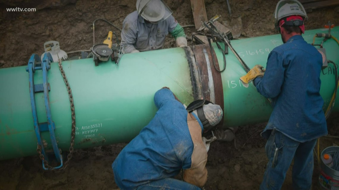 Judge: Suit over arrest of pipeline protesters can go on