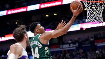 Pelicans fall to Bucks as Giannis puts up 34 points, 17 rebounds