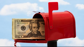 44,000 checks in the mail to Louisiana residents owed money