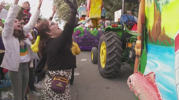 Everything is on the table in Mardi Gras safety talks