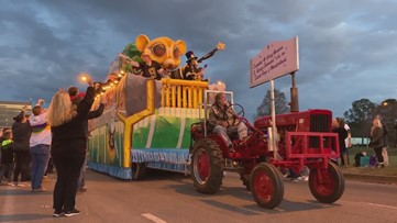 Carnival Highlights: Krewe of Mad Hatters rolls through Metairie