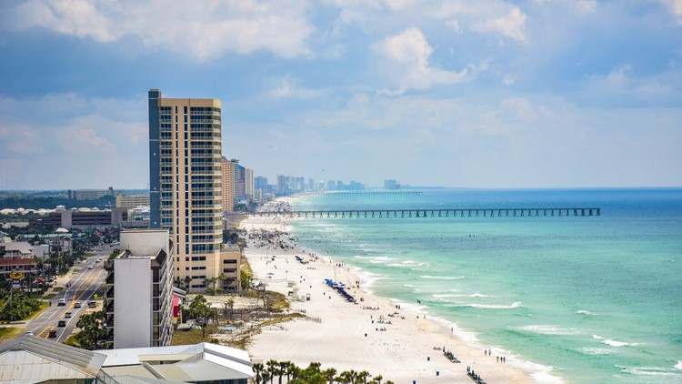 After flesh-eating bacteria reports, Florida says beaches are safe, 'but use caution'