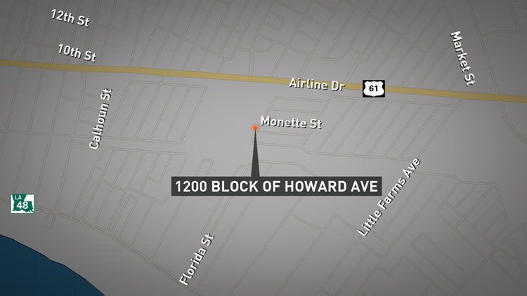 Howard Ave Homicide