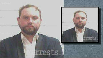 Louisiana GOP director trespassed, battered officer on his wedding night, NOPD says