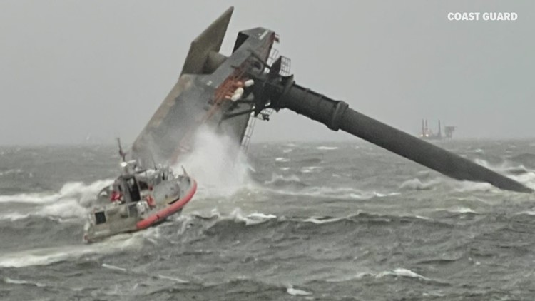 Second crew member of capsized boat found dead; Search continues for 11 missing