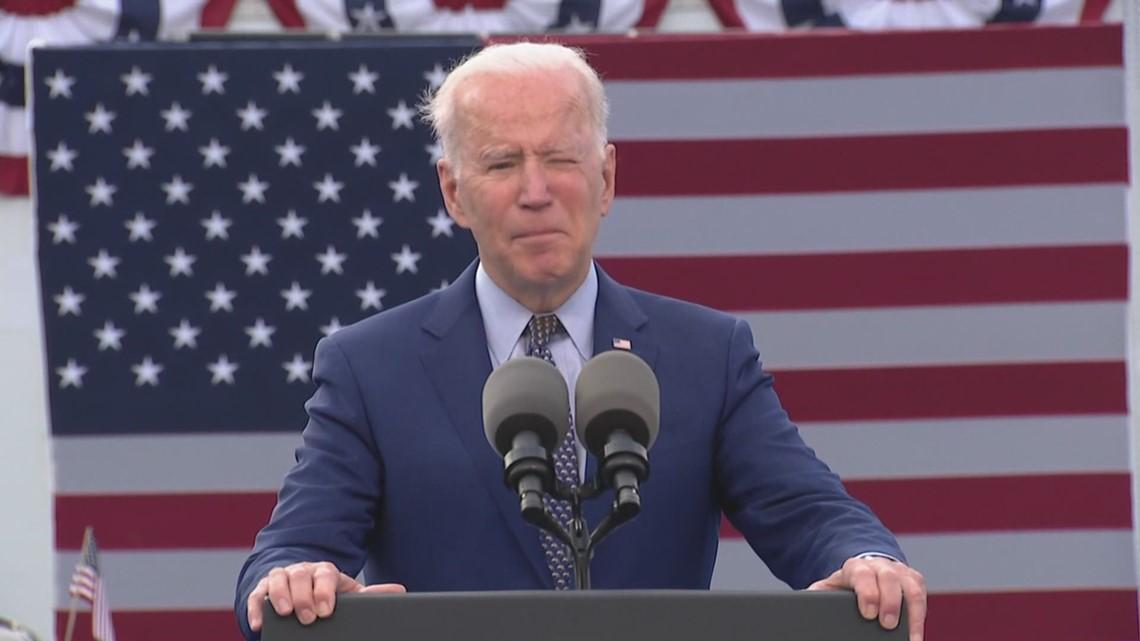 President Joe Biden to visit New Orleans, Lake Charles Thursday