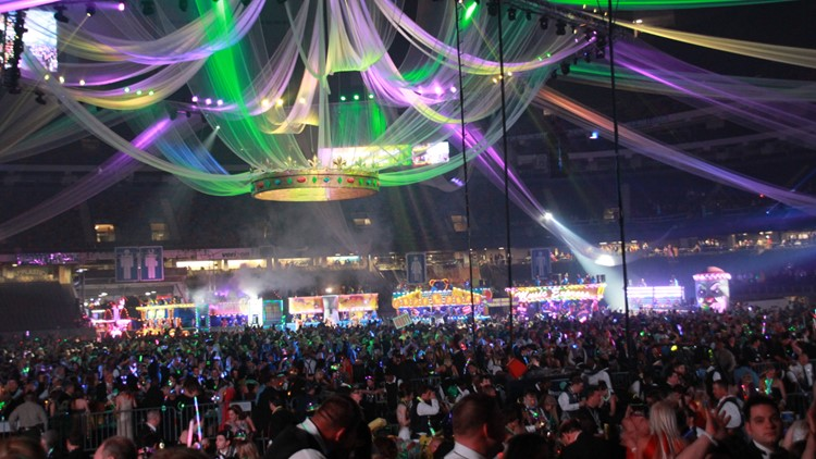 Endymion Extravaganza returning to the Superdome in 2022