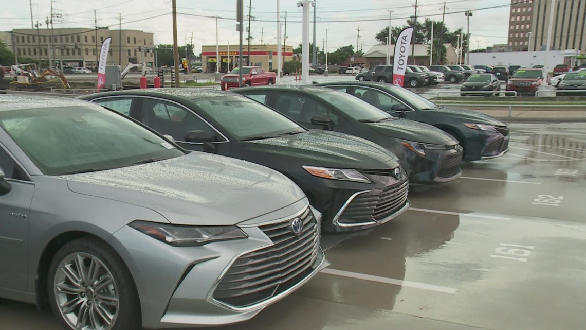 New car supply is still tight