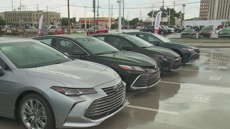 New car supply still tight due to global production cut