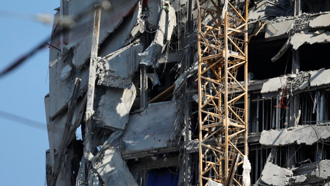 Hard Rock Hotel collapse workers shift focus to recovering ...