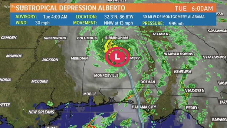 Tuesday Weather Map.Tuesday Morning Pinpoint Weather Forecast Wwltv Com
