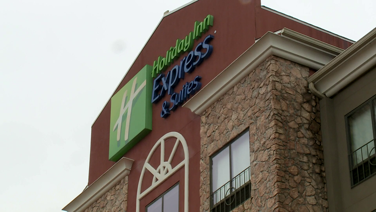 """Hotel owner sues Holiday Inn Express company claiming """"unlawful, abusive and fraudulent"""" practices"""