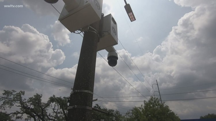 New Orleans officials take aim at violent crime with more cameras