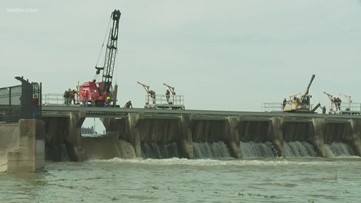 Bonnet Carre Spillway opens for 4th time in 3 years