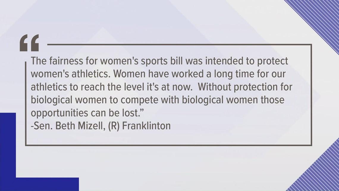 Gov. Edwards vetoes transgender sports ban bill, calling it 'discrimination'