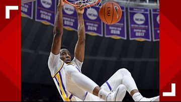 Amid protest and cheers, LSU beats Vandy to claim SEC title