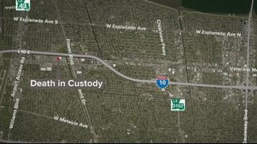 Teen dies while in custody of deputies; JPSO said he attacked father, bit deputy