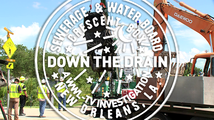 Down the Drain: Pain, but progress at the New Orleans S&WB
