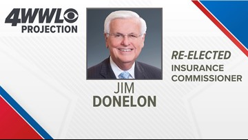 Jim Donelon re-elected as Louisiana insurance commissioner