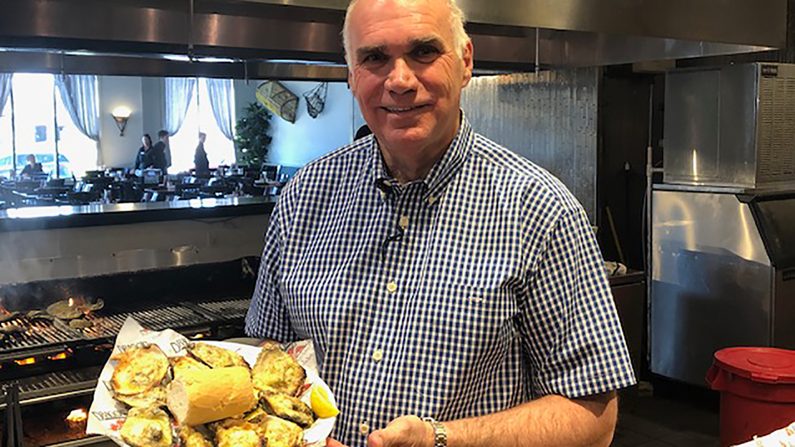 Access Code 70002: Drago's, the birthplace of charbroiled oysters