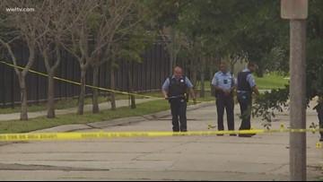 'Kids screaming and running everywhere,' NOPD investigating triple shooting near school