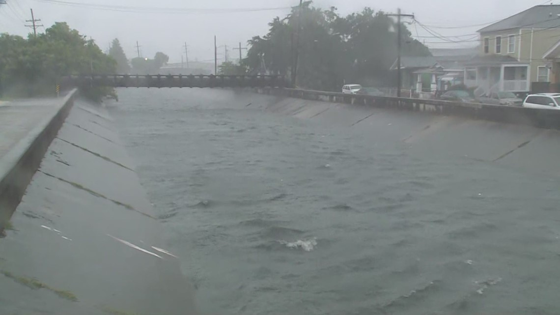 S&WB monitors water levels from Tropical threat