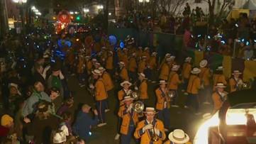 St. Paul's of Covington band rocks it in Hermes