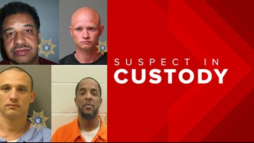 Four arrested for rape, human trafficking in Plaquemines Parish