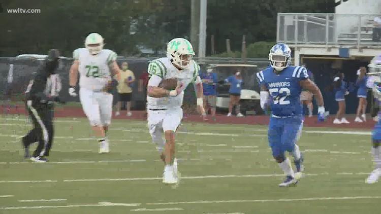 High School Football returns to Louisiana