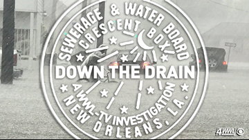 Down the Drain: A WWL-TV Investigation