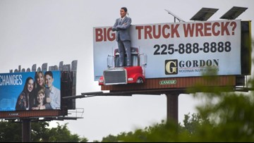 Bill banning new highway billboards rejected in Louisiana House