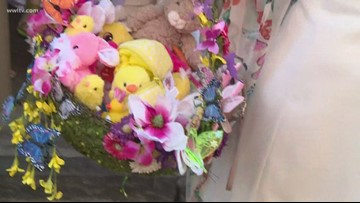 Historic French Quarter Easter parade brings out Sunday best