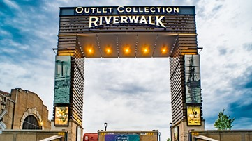 Kate Spade fashion, Copeland's restaurant, others to be added to Riverwalk Outlet