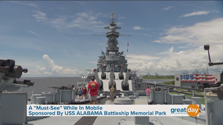 One Tank Trips: Visit Mobile & The USS Alabama
