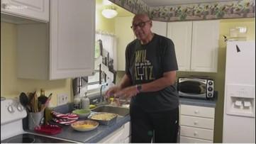 Quarantine Cuisine: Chicken, Rice and Veggie Bake (pt. 2)