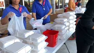 St. Tammany public school resume grab-and-go meals for kids