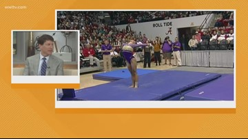 SEC Gymnastics Championships come to NOLA