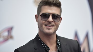 Robin Thicke to reign as Bacchus LII in 2020 parade