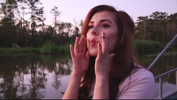 Fish & Game: Amanda Shaw livens up Don Dubuc's trip into the Honey Island Swamp